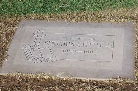 LITTLE, BENJAMIN F. JR - Maricopa County, Arizona | BENJAMIN F. JR LITTLE - Arizona Gravestone Photos