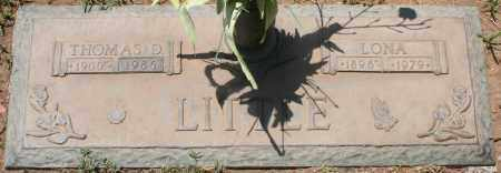 LITTLE, THOMAS D. - Maricopa County, Arizona | THOMAS D. LITTLE - Arizona Gravestone Photos