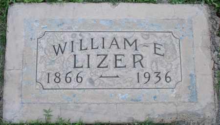 LIZER, WILLIAM E - Maricopa County, Arizona | WILLIAM E LIZER - Arizona Gravestone Photos