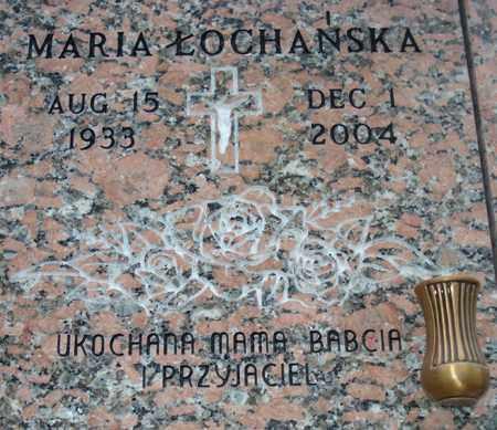 LOCHANSKA, MARIA - Maricopa County, Arizona | MARIA LOCHANSKA - Arizona Gravestone Photos
