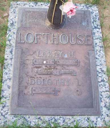 LOFTHOUSE, LARAY H. - Maricopa County, Arizona | LARAY H. LOFTHOUSE - Arizona Gravestone Photos
