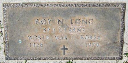 LONG, ROY N. - Maricopa County, Arizona | ROY N. LONG - Arizona Gravestone Photos