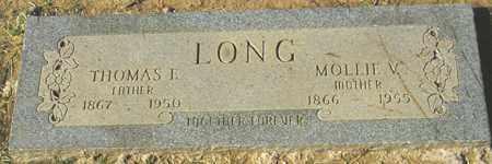 LONG, THOMAS E. - Maricopa County, Arizona   THOMAS E. LONG - Arizona Gravestone Photos