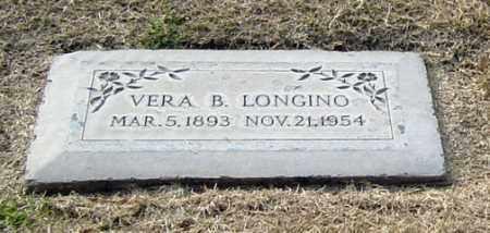 LONGINO, VERA B. - Maricopa County, Arizona | VERA B. LONGINO - Arizona Gravestone Photos