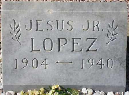 LOPEZ, JESUS, JR. - Maricopa County, Arizona | JESUS, JR. LOPEZ - Arizona Gravestone Photos