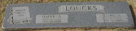 LOUCKS, M. IRENE - Maricopa County, Arizona | M. IRENE LOUCKS - Arizona Gravestone Photos