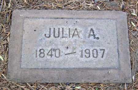 LOUNT, JULIA - Maricopa County, Arizona | JULIA LOUNT - Arizona Gravestone Photos