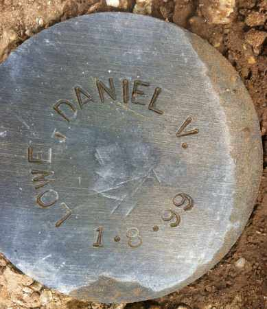 LOWE, DANIEL V. - Maricopa County, Arizona | DANIEL V. LOWE - Arizona Gravestone Photos