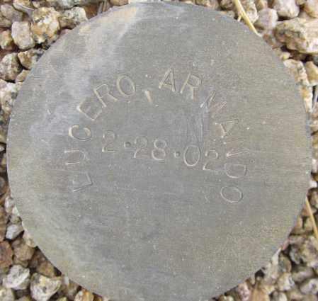 LUCERO, ARMANDO - Maricopa County, Arizona | ARMANDO LUCERO - Arizona Gravestone Photos