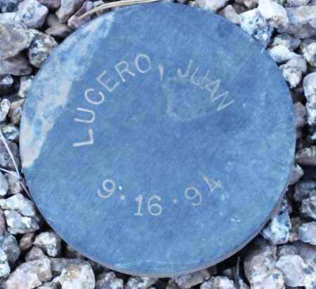 LUCERO, JUAN - Maricopa County, Arizona | JUAN LUCERO - Arizona Gravestone Photos