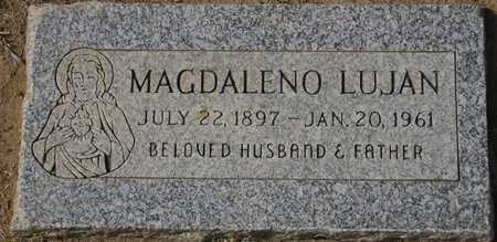 LUJAN, MAGDALENO - Maricopa County, Arizona | MAGDALENO LUJAN - Arizona Gravestone Photos