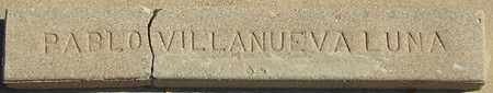 LUNA, PABLO VILLANUEVA - Maricopa County, Arizona | PABLO VILLANUEVA LUNA - Arizona Gravestone Photos