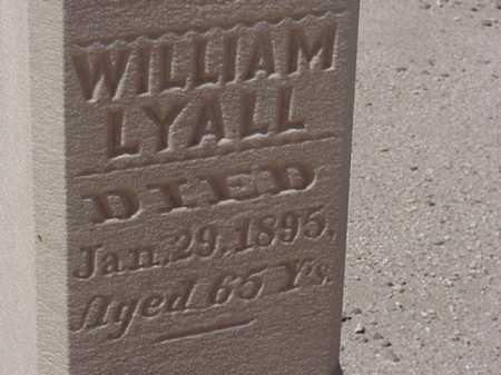 LYALL, WILLIAM M - Maricopa County, Arizona | WILLIAM M LYALL - Arizona Gravestone Photos