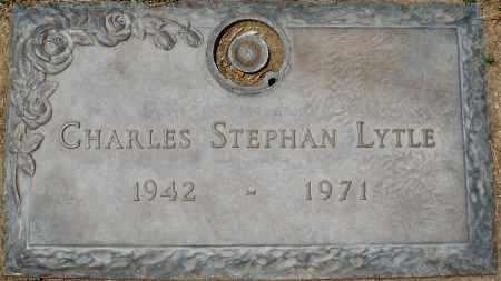 LYTLE, CHARLES STEPHAN - Maricopa County, Arizona | CHARLES STEPHAN LYTLE - Arizona Gravestone Photos