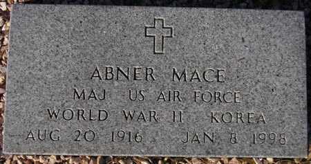 MACE, ABNER - Maricopa County, Arizona | ABNER MACE - Arizona Gravestone Photos