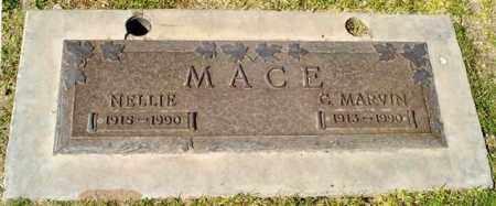 MACE, G. MARVIN - Maricopa County, Arizona   G. MARVIN MACE - Arizona Gravestone Photos