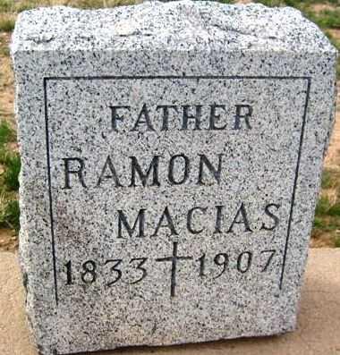 MACIAS, RAMON - Maricopa County, Arizona | RAMON MACIAS - Arizona Gravestone Photos