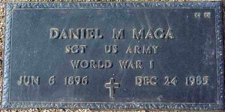 MAGA, DANIEL M. - Maricopa County, Arizona | DANIEL M. MAGA - Arizona Gravestone Photos