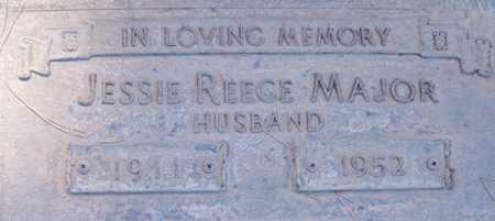 MAJOR, JESSIE REECE - Maricopa County, Arizona | JESSIE REECE MAJOR - Arizona Gravestone Photos