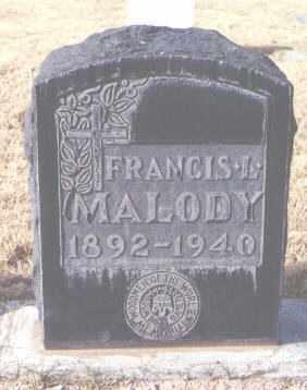 MALODY, FRANCIS L. - Maricopa County, Arizona | FRANCIS L. MALODY - Arizona Gravestone Photos