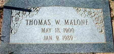 MALONE, THOMAS WADE - Maricopa County, Arizona | THOMAS WADE MALONE - Arizona Gravestone Photos