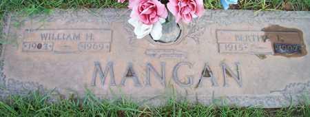 MANGAN, WILLIAM H. - Maricopa County, Arizona | WILLIAM H. MANGAN - Arizona Gravestone Photos