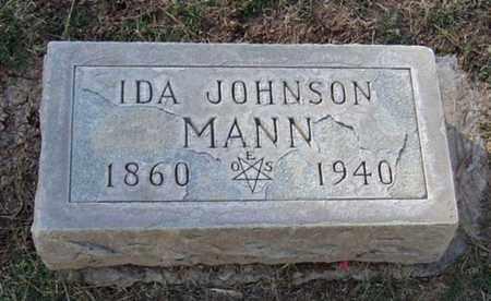 MANN, IDA - Maricopa County, Arizona | IDA MANN - Arizona Gravestone Photos