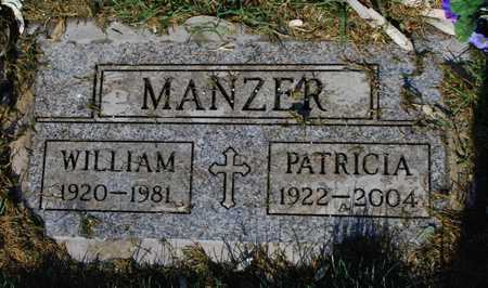 MANZER, WILLIAM - Maricopa County, Arizona | WILLIAM MANZER - Arizona Gravestone Photos
