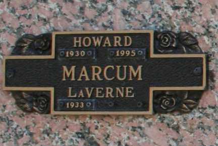 MARCUM, HOWARD - Maricopa County, Arizona | HOWARD MARCUM - Arizona Gravestone Photos