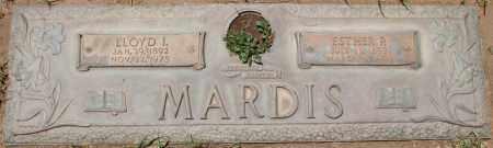 MARDIS, ESTHER P. - Maricopa County, Arizona | ESTHER P. MARDIS - Arizona Gravestone Photos