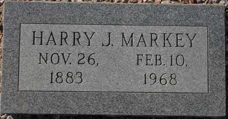 MARKEY, HARRY J. - Maricopa County, Arizona | HARRY J. MARKEY - Arizona Gravestone Photos