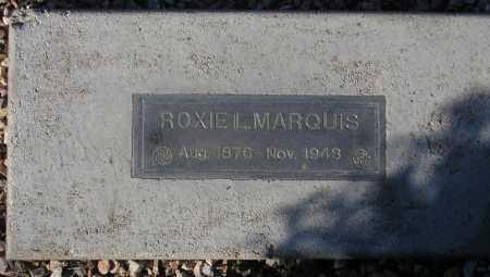 MARQUIS, ROXIE L. - Maricopa County, Arizona | ROXIE L. MARQUIS - Arizona Gravestone Photos