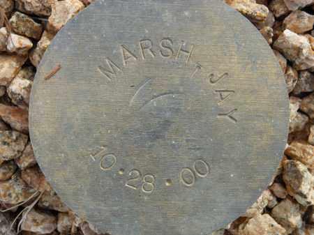 MARSH, JAY - Maricopa County, Arizona | JAY MARSH - Arizona Gravestone Photos