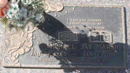 MARSH, MICHAEL JAY - Maricopa County, Arizona | MICHAEL JAY MARSH - Arizona Gravestone Photos