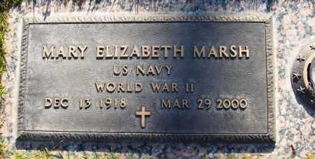 MARSH, MARY ELIZABETH - Maricopa County, Arizona | MARY ELIZABETH MARSH - Arizona Gravestone Photos