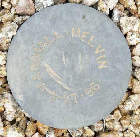 MARSHALL, MELVIN - Maricopa County, Arizona | MELVIN MARSHALL - Arizona Gravestone Photos