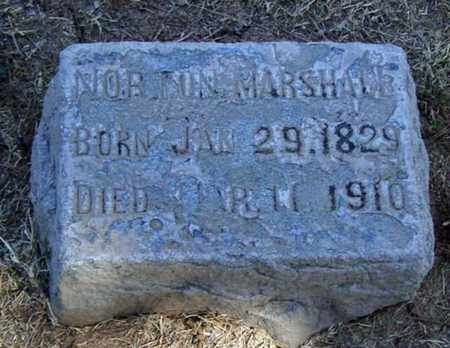MARSHALL, NORTON - Maricopa County, Arizona | NORTON MARSHALL - Arizona Gravestone Photos