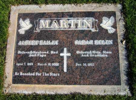 MARTIN, SARAH HELEN - Maricopa County, Arizona | SARAH HELEN MARTIN - Arizona Gravestone Photos
