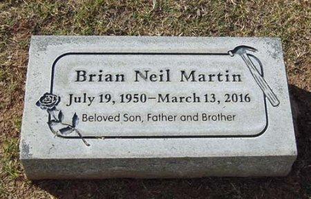 MARTIN, BRIAN NEIL - Maricopa County, Arizona   BRIAN NEIL MARTIN - Arizona Gravestone Photos