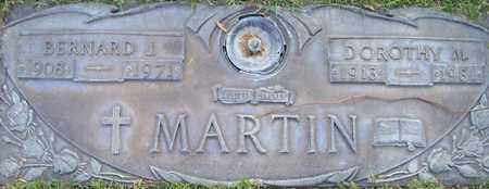 MARTIN, BERNARD J. - Maricopa County, Arizona | BERNARD J. MARTIN - Arizona Gravestone Photos