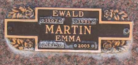 MARTIN, EWALD - Maricopa County, Arizona | EWALD MARTIN - Arizona Gravestone Photos