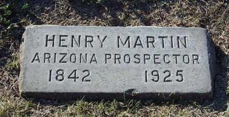 MARTIN, HENRY - Maricopa County, Arizona | HENRY MARTIN - Arizona Gravestone Photos