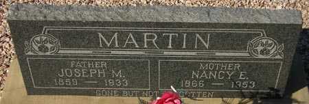 MARTIN, JOSEPH M. - Maricopa County, Arizona   JOSEPH M. MARTIN - Arizona Gravestone Photos
