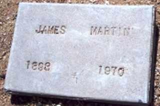 MARTIN, JAMES - Maricopa County, Arizona | JAMES MARTIN - Arizona Gravestone Photos