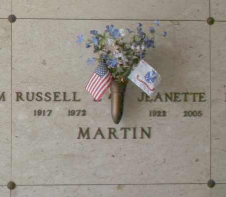 MARTIN, RUSSELL L - Maricopa County, Arizona | RUSSELL L MARTIN - Arizona Gravestone Photos