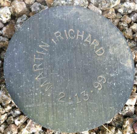MARTIN, RICHARD - Maricopa County, Arizona | RICHARD MARTIN - Arizona Gravestone Photos