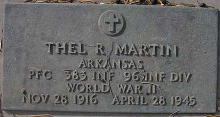 MARTIN, THEL R. - Maricopa County, Arizona | THEL R. MARTIN - Arizona Gravestone Photos