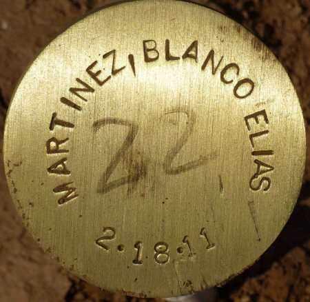 MARTINEZ, BLANCO ELIAS - Maricopa County, Arizona | BLANCO ELIAS MARTINEZ - Arizona Gravestone Photos