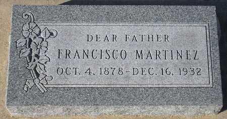 MARTINEZ, FRANCISCO - Maricopa County, Arizona   FRANCISCO MARTINEZ - Arizona Gravestone Photos