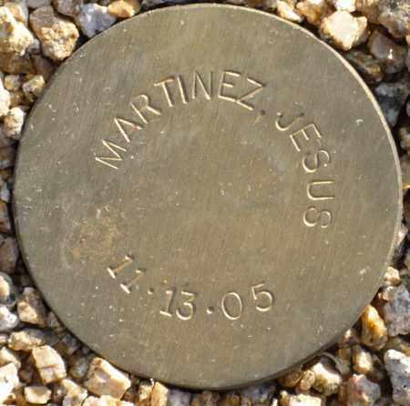 MARTINEZ, JESUS - Maricopa County, Arizona | JESUS MARTINEZ - Arizona Gravestone Photos